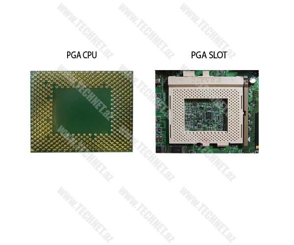 PGA CPU-SLOT